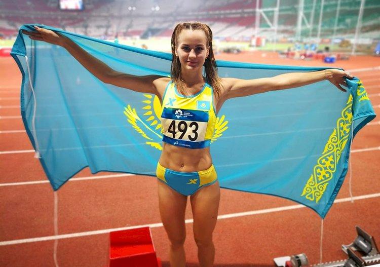 Шесть золотых медалей завоевали алматинские легкоатлеты на домашнем чемпионате Казахстана