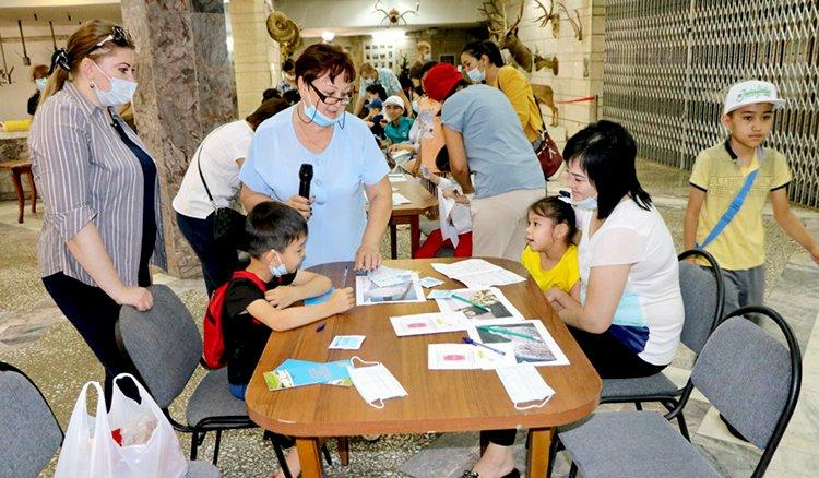 В дни летних каникул городские музеи проводят для детей бесплатные экскурсии