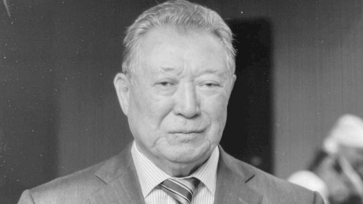 Отец премьер-министра РК Узакпай Мамин скончался в возрасте 84 лет