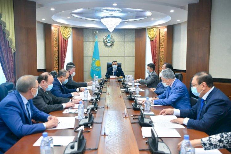 В Сенате обсудят отчеты Правительства РК и Счетного комитета