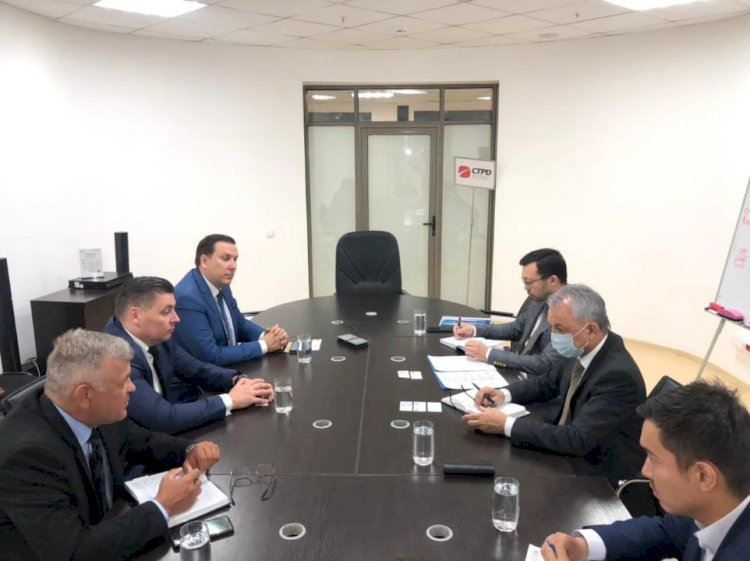 Почти 500 млн долларов составил товарооборот Казахстана с Литвой