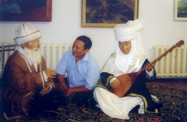 #Qazaqstan30: Эксклюзивные фото Жамбыла и его потомков представят в одноименном музее Алматинской области