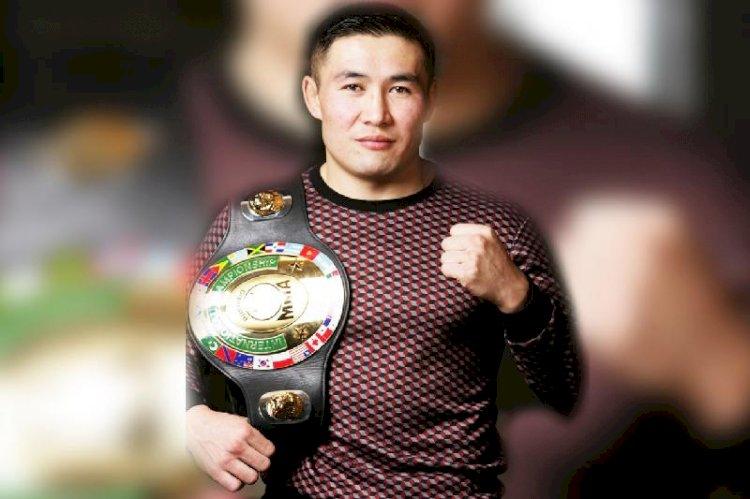 #Qazaqstan30: Известный боец, трехкратный чемпион мира Ардак Назаров встретится со школьниками