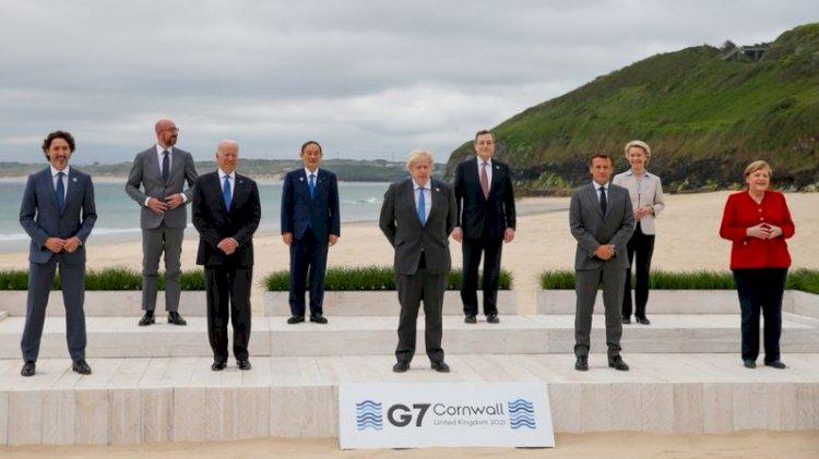 Пекин возмущен заявлением лидеров G7