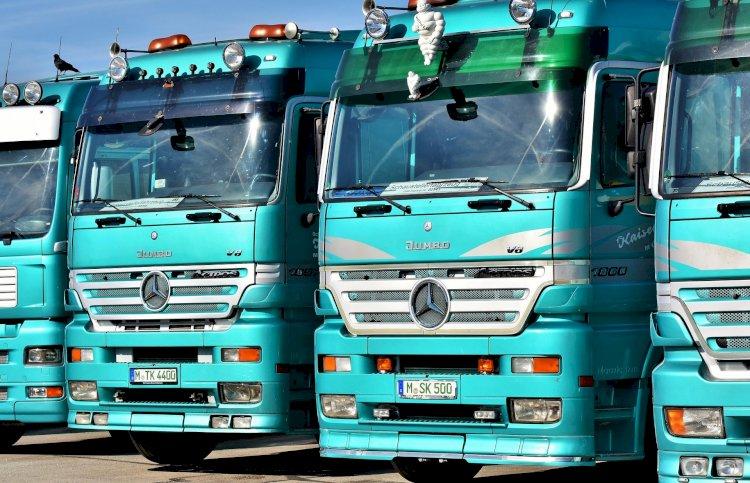 За сутки количество транспорта на погранпереходах Казахстана увеличилось