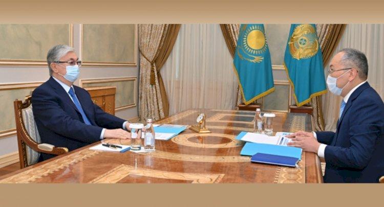 О сокращении «теневой» экономики доложили Президенту Казахстана