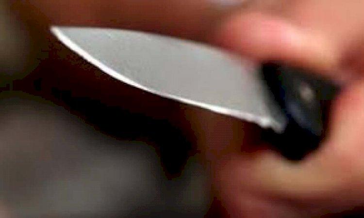 Состоящий на учете  мужчина изрезал брата ножом в Отенае