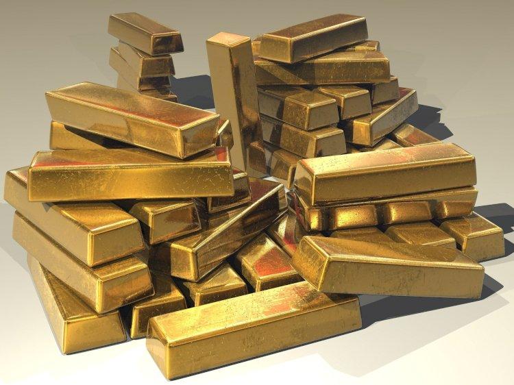 Почти 400 тонн золота находятся в резервах Казахстана