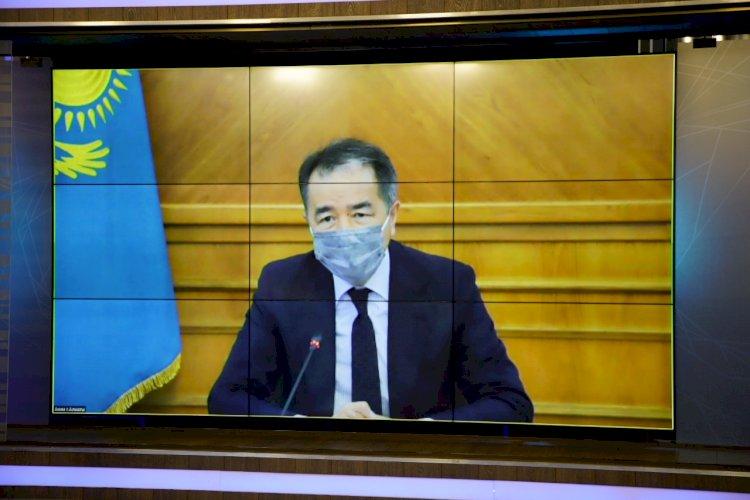 Бакытжан Сагинтаев призвал алматинцев защититься вакциной от коронавируса