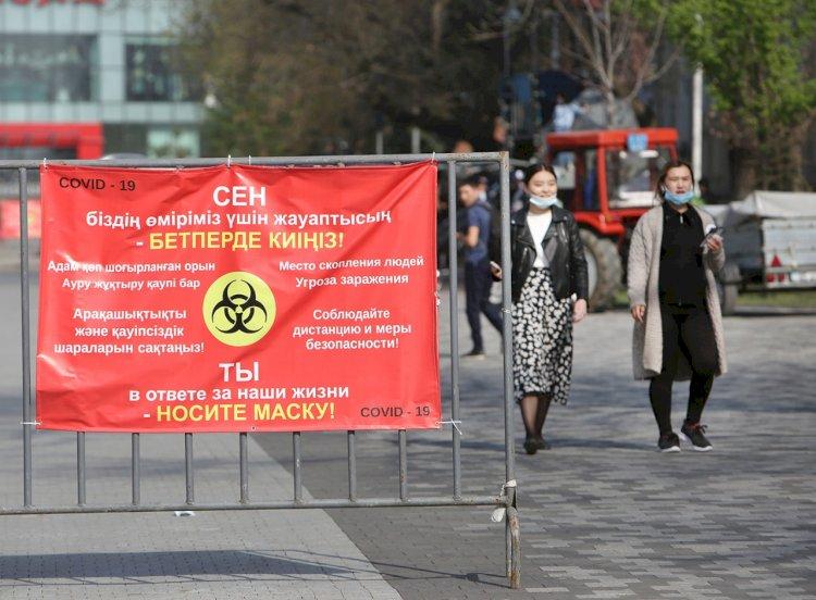 Жандарбек Бекшин назвал основные места заражения коронавирусом в Алматы