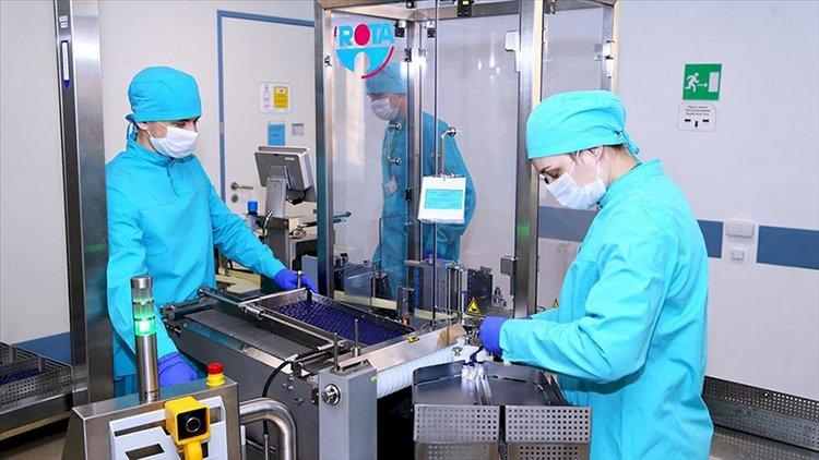 Завод по производству казахстанской вакцины в Жамбылской области запустят к осени