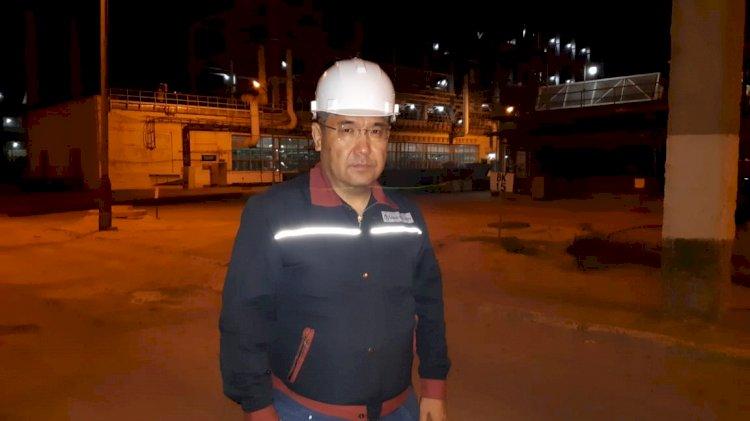 Директор КазГПЗ отрицает утечку химикатов вследствие пожара на предприятии