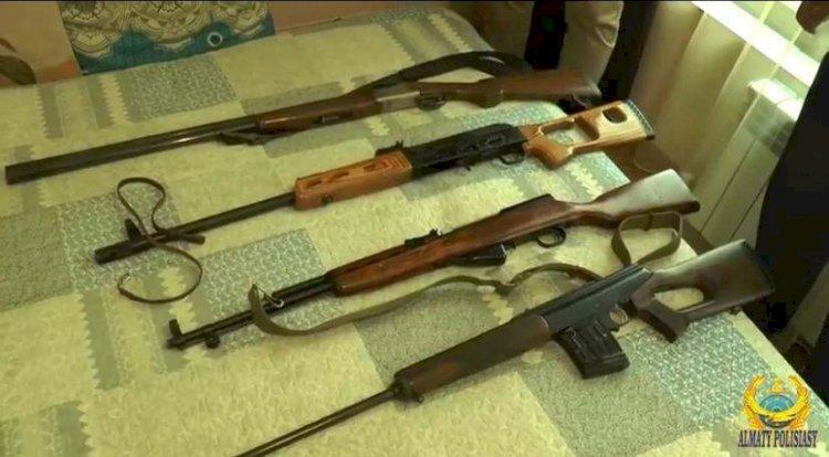 При каких условиях казахстанцы могут приобрести оружие