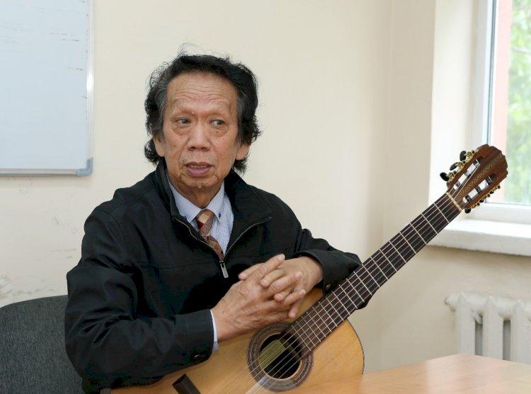 Плоды Независимости: этапы развития академической гитары в Казахстане