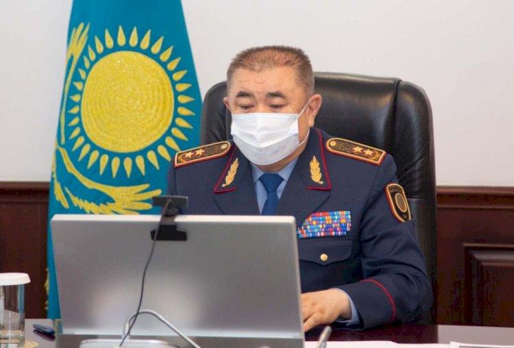 Опыт цифровизации МВД РК заинтересовал зарубежных экспертов