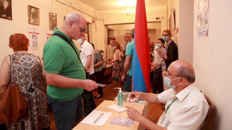 Все избиркомы приступили к работе на парламентских выборах в Армении