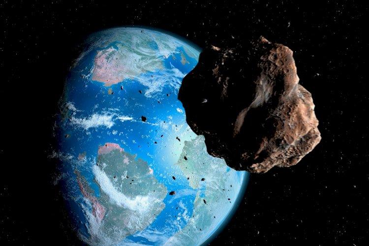 К Земле приближается астероид размером в две статуи Свободы
