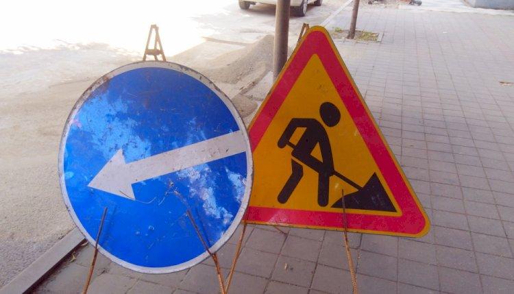 Движение частично перекроют по трем улицам Алматы