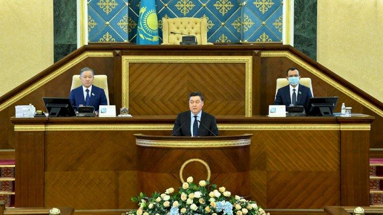 Аскар Мамин: Экономика Казахстана активно восстанавливается