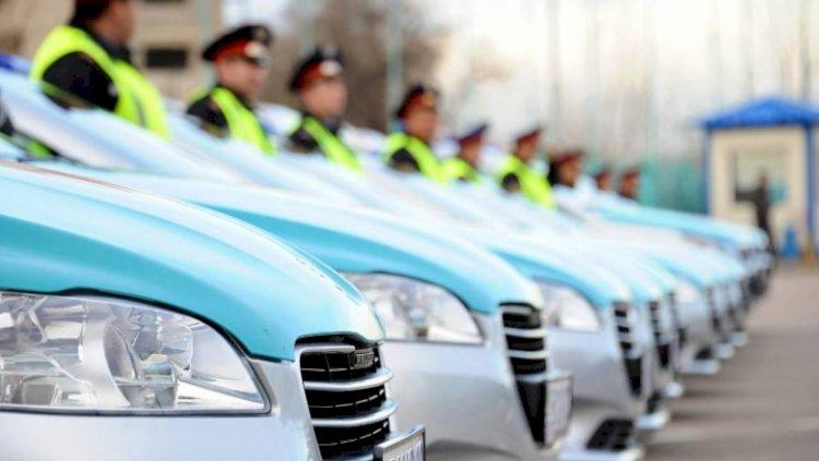 Лучшего патрульного определили в Алматы