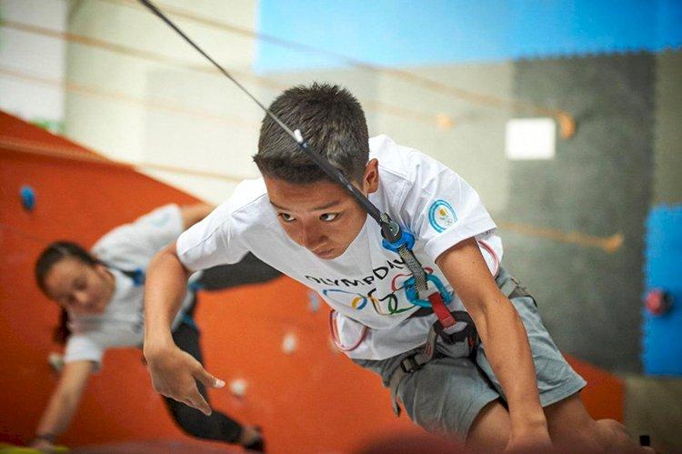 В Алматы прошел праздник  Международного олимпийского дня