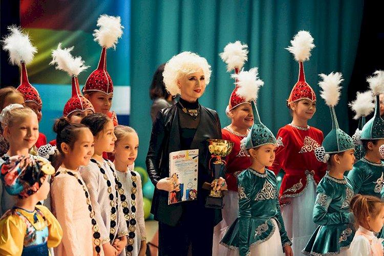 Алматинцы увидели юбилейный концерт хореографической студии «Экзерсис»