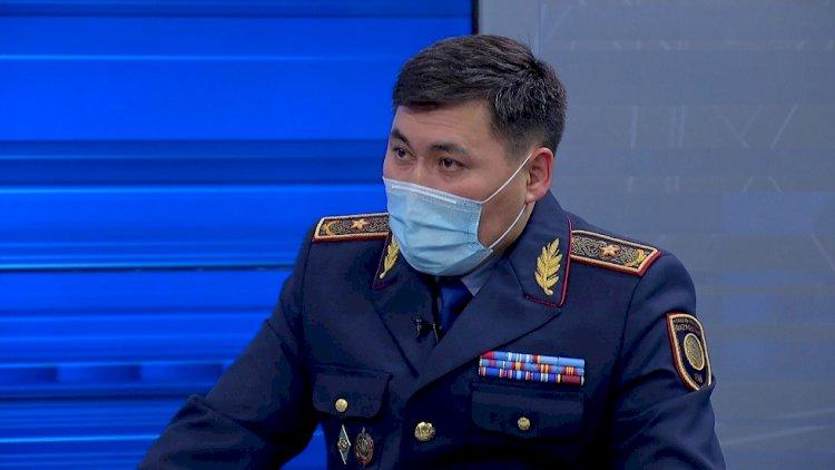 Как полицейские Алматы проведут профессиональный праздник