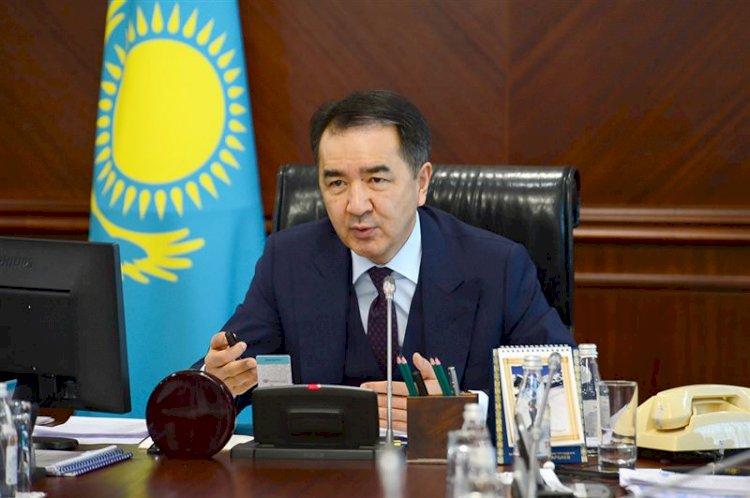 Бакытжан Сагинтаев проверил строительство трех крупных транспортных развязок Алматы