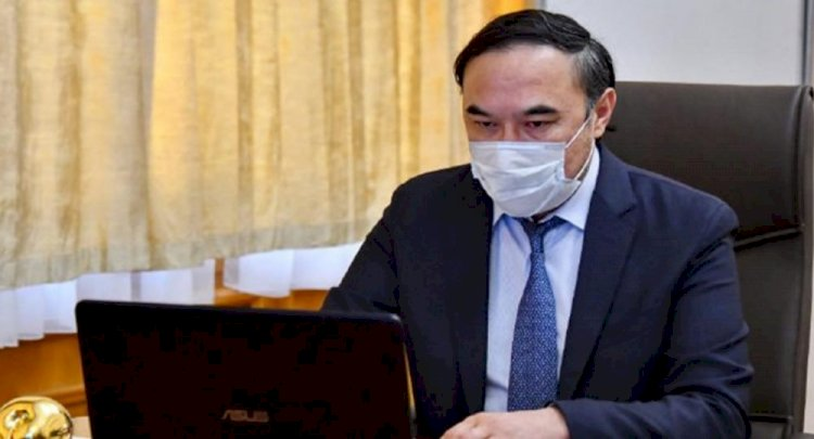 Ержан Бабакумаров обсудил с руководством частных медорганизаций планы по вакцинации населения