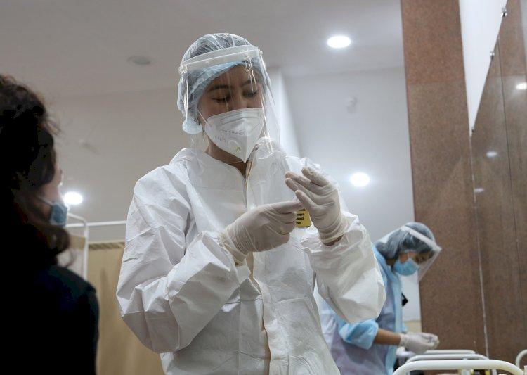 Жандарбек Бекшин: Вопрос о ревакцинации от коронавируса в Алматы не стоит