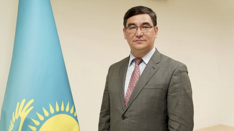 Куаныш Ергалиев назначен вице-министром образования и науки РК