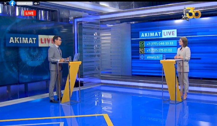 Наталья Ливинская ответила на вопросы горожан – прямая трансляция