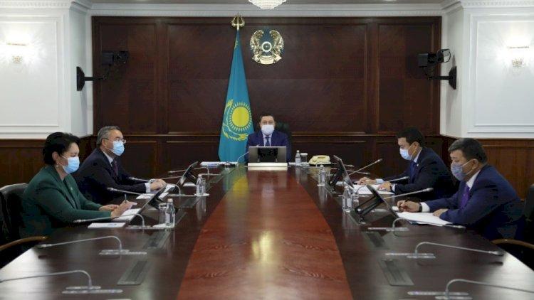 Премьер-министр провел заседание инвестштаба