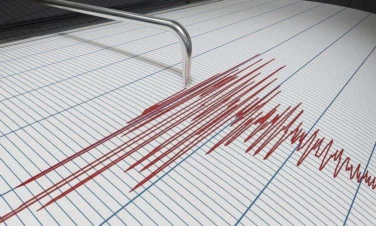 Землетрясение зарегистрировано в 538 км от Алматы