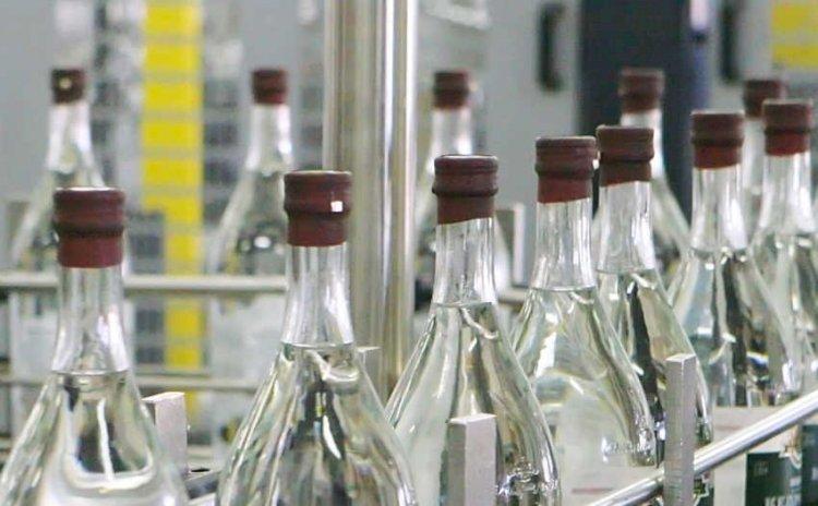 Подпольный цех производства алкоголя выявили в Алматинской области