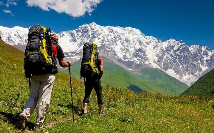 В Алматы создается безопасная инфраструктура для горного туризма