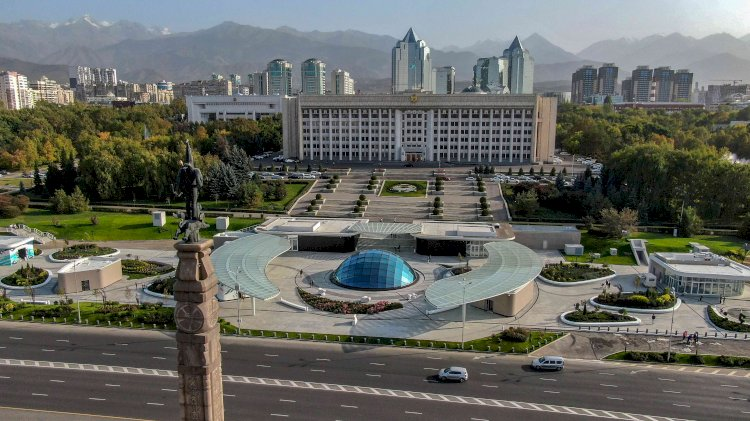 О комплексном плане развития «Новый Алматы», рассказал Бакытжан Сагинтаев