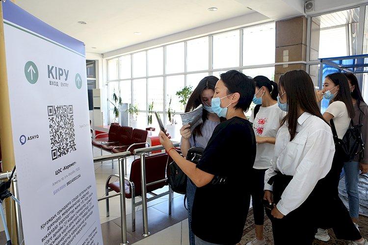 В Алматы зарегистрировано 2332 участника проекта Ashyq