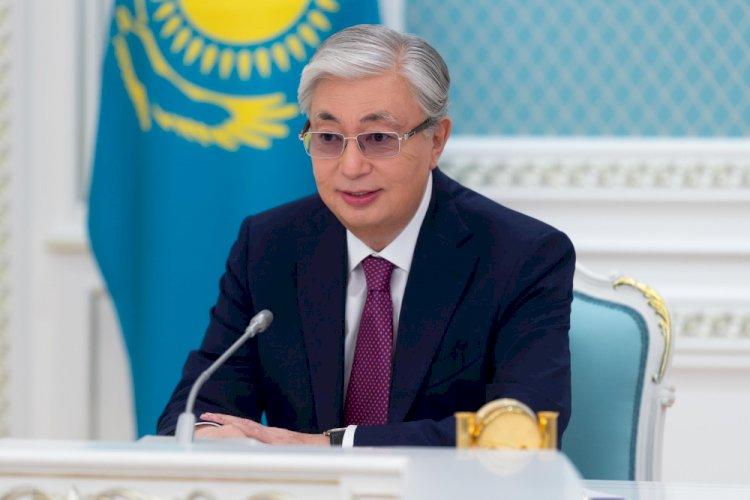 Касым-Жомарт Токаев выступил на расширенном заседании Правительства