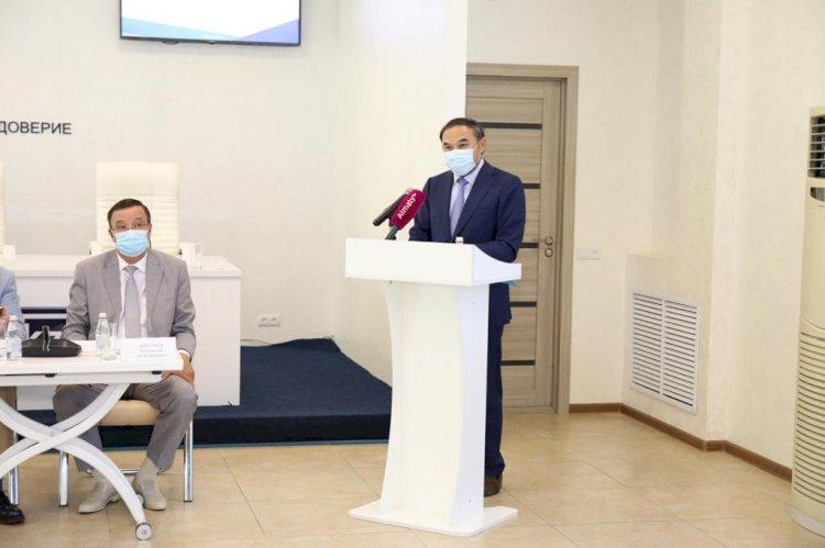 В Алматы обсудили вопросы усиления профилактики коррупционных правонарушений в сфере образования