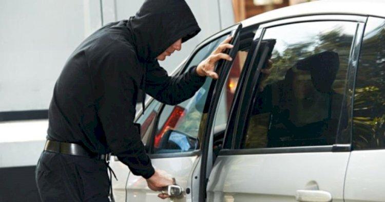 Автовора задержали полицейские Алматы