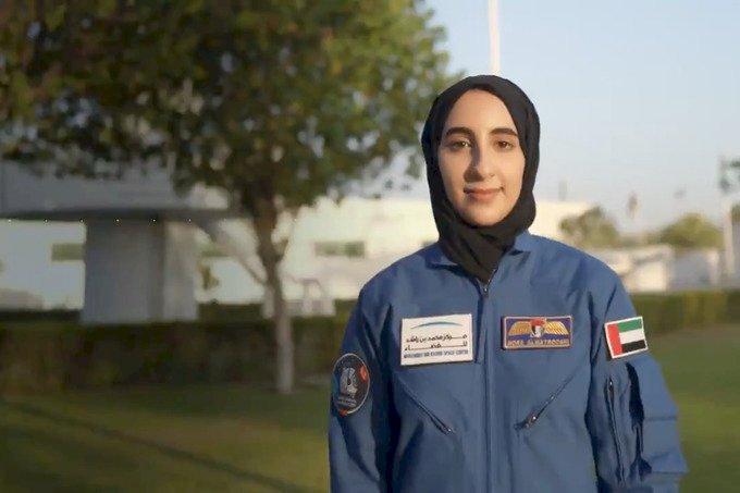 ОАЭ готовят женщину-астронавта
