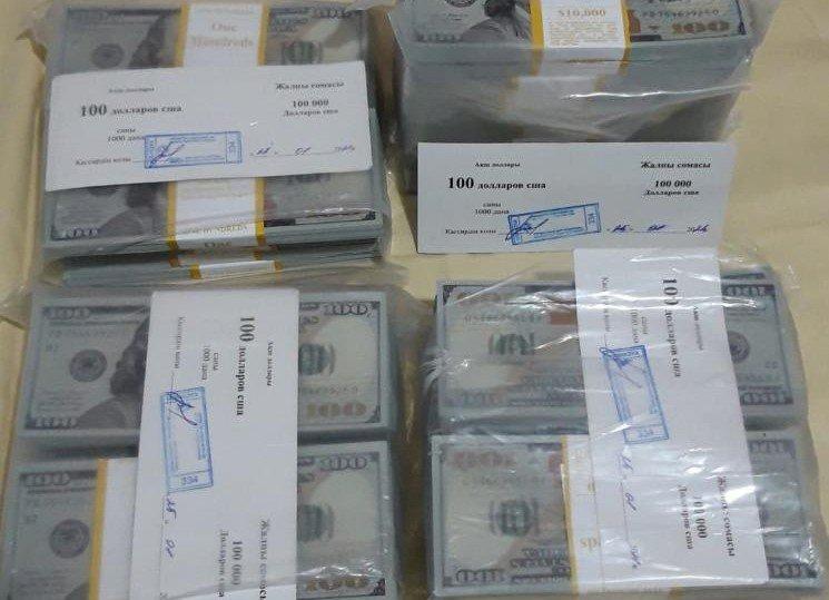 Канал сбыта фальшивой валюты пресекли в Алматы