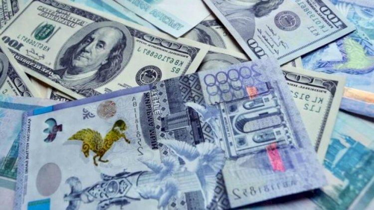 Курс тенге к доллару за неделю напоминает катание на серфинге