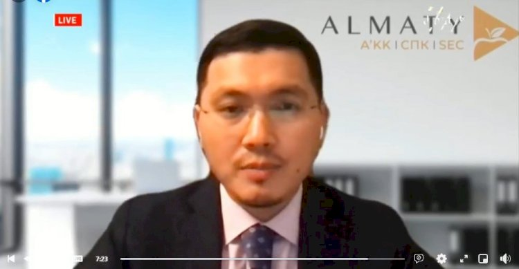 Аскар Билисбеков ответил на вопросы алматинцев – прямая трансляция