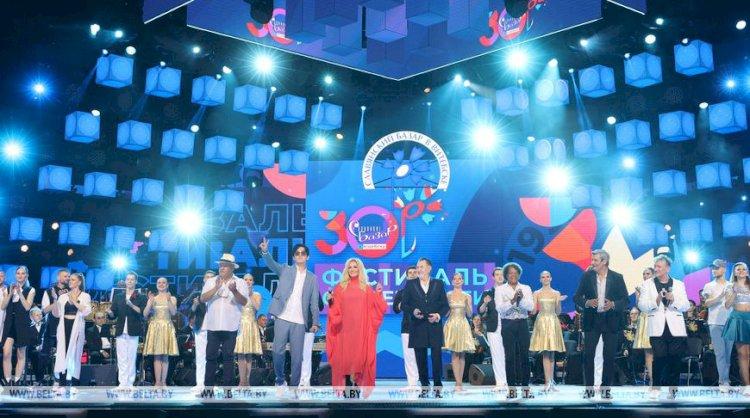 Рухия Байдукенова завоевала гран-при «Славянского базара в Витебске»