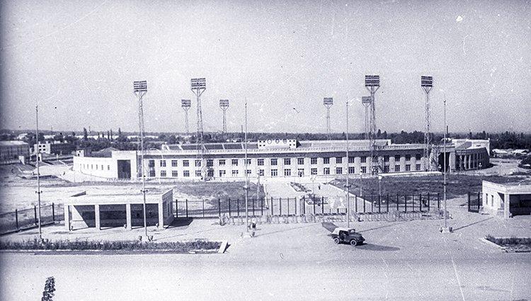 Впервые изданы раритетные документы об истории строительства «Медеу» и других спорткомплексов города