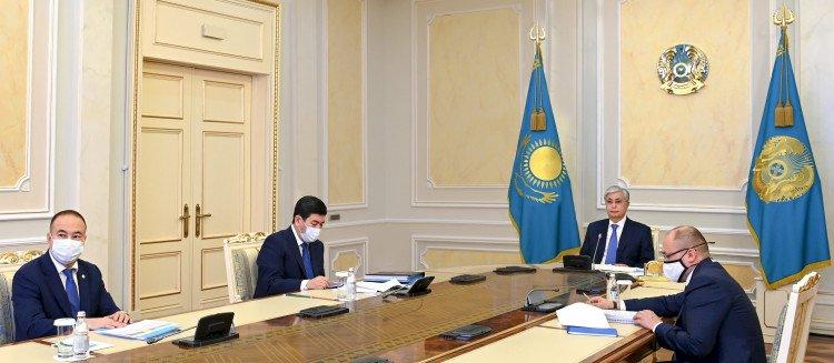 Глава государства провел совещание по эпидемиологической ситуации в стране