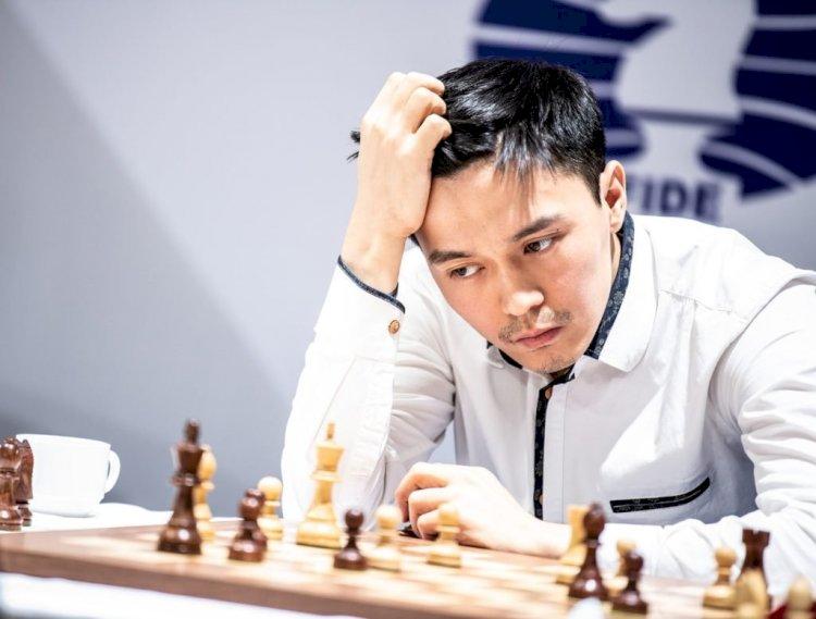 Казахстанский шахматист одержал сенсационную победу на Кубке мира