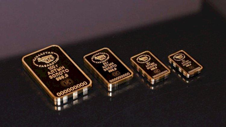 Где в Казахстане наиболее активно скупают золотые слитки